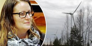 Hela Valiansen, inklusive M, vill ge grönt ljus för 47 vindkraftverk i Kölvallen.