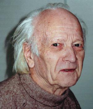 Henfrid Lövgren (1913-2006) FOTO: BERNDT NORBERG