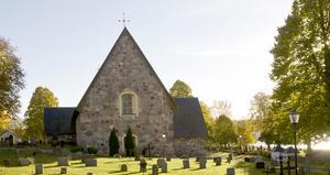 Foto: Leif Gustavsson Kulturstipendiet delas ut i Länna kyrka.