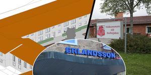Företaget Erlandsson Bygg med kontor i Ludvika tilldelades storjobbet att bygga seniorlägenheter i Smedjebacken.