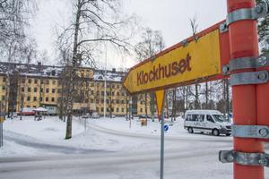 I det här området i Solliden fanns det långt gångna planer på två sjuvåningshus med plats för 300 lägenheter.