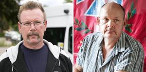 Örjan Jakobsson och Mikael Ladman, ombudsmän i Transport,