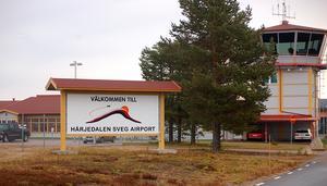 Utan upprustning för 42 miljoner senast den 31 december 2019 nedgraderas flygplatsen till 2c, där endast mindre flygplan för landa. Foto: Leif Eriksson