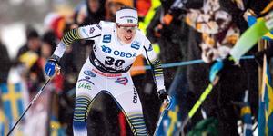 Ebba Andersson vann SM-guld. Bild: TT.