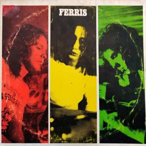 Ferris (3) – Ferris (Love Records, LP, Finland, 1971). Bild: discogs.com.