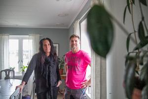 Katarina Hansson och Henrik Nordin har båda lång erfarenhet av Lindalens verksamhet.