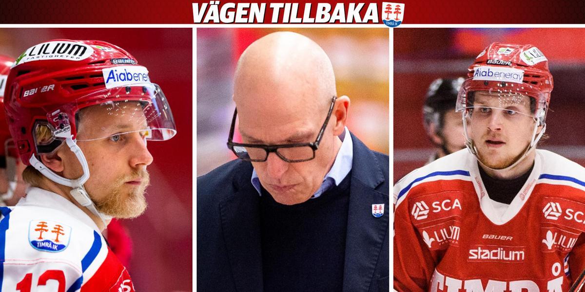 """Näsbenet av på Timrås forward – Freddans reaktion efter avstängningarna: """"Han ska kunna spela"""""""