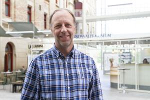 """""""Det krävs ett högt valdeltagande för att samhället ska fungera"""", säger Peter Norberg, projektledare."""