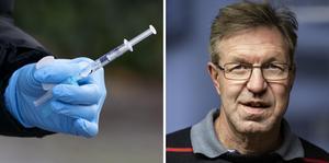Smittskyddsläkare Andres Lindblom svarar på en insändarfråga om hur Region Dalarna kommer att hantera vaccinationen av personer i riskgrupp.