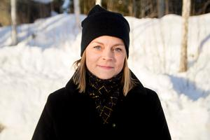 Joline Fahlström är mamma till Leo och Levis.