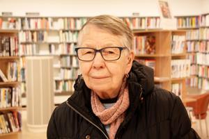 Ann-Mari Sennerfeldt, 86 år, pensionär, Ängelsberg:–Jag minns när jag vann hans diktbok Kalejdoskop i en diktläsartävling 1947. Och jag minns att jag läst och sjungit hans verk med mina barn.