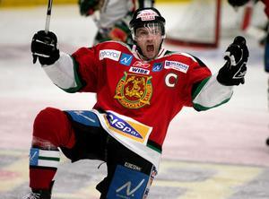 Håkan Bogg under en säsong i Elitserien några säsonger efter man lyckades gå upp.
