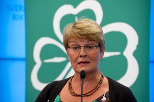 Förra näringsministern Maud Olofsson, C,  blev dyr för skattebetalarna, anser LBÅ. Foto Bertil Ericson