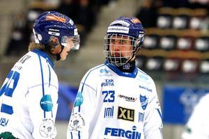 Philip Florén har inlett säsongen starkt för Motala.