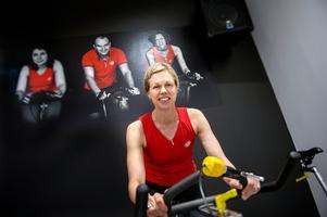 Träning har alltid varit en viktig del i Victoria Isakas liv. De senaste tio åren har hon arbetat ideellt som spinning instruktör på Friskis&Svettis.