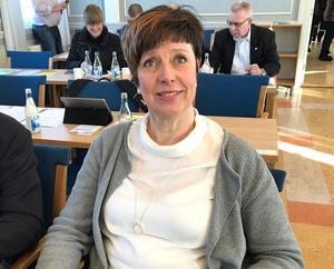 Ingeborg Wiksten (L) har lagt motionen.