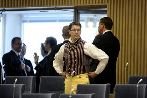Hur förbereder man sig för att leva i ett samhälle styrt av Sverigedemokrater när man själv vuxit upp i ett fritt hälsingelandskap, skriver insändaren.