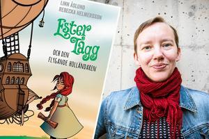 Linn Åslund debuterar med ungdomsromanen (den första av tre) om