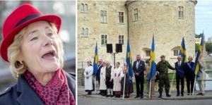 På lördag firas nationaldagen traditionsenligt vid Örebro slott. NA livesänder tillställningen.