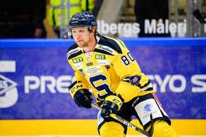 Ludwig Blomstrand missar SSK:s matcher mot Oskarshamn och Pantern. Foto: Jonas Ljungdahl / Bildbyrån