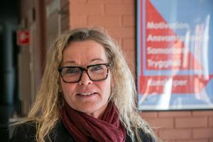 Kristina Hallqvist tror att de förbättrade skolresultaten är ett resultat av flera olika insatser – och att skolan har bra kontakt med eleverna och deras vårdnadshavare.