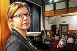 Therese Kärngard (S), kommunstyrelsens ordförande.