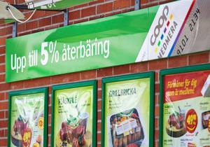 Den 22 maj byter Konsum Gävleborg namn till Coop Mitt.