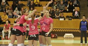 Det blev fem hårda set i ett derby som kan sätta tonen för den SM-kvartsfinal som väntar mellan Örebro och Lindesberg i volleyboll.