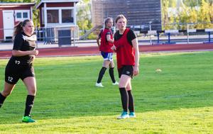 Johanna Lagerlund anslöt från Köpingslaget Forsby FF till Malung inför den här säsongen.