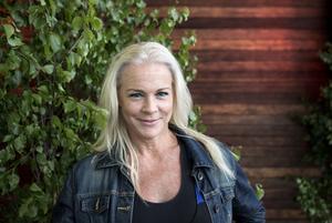 Malena Ernman ger ut en bok. Foto: Christine Olsson / TT