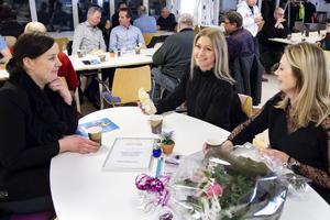Det taggade trion bakom Permia firade treårsjubileum som ägare av företaget den 1 april i år. Vad passade då inte bättre att följa upp det med att bli årets företagare i kommunen?