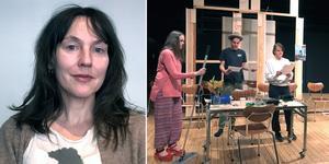 Natalie Ringler är regissör till Folkteaterns uppsättning av