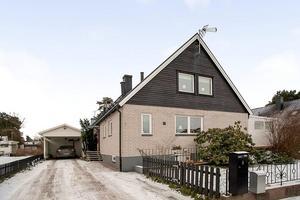 7-rumsvilla  på Brandthovda.Foto: Pax