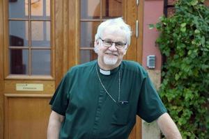 Christer Schwartz, diakon vid Alfta-Ovanåkers församling. Bild: Privat