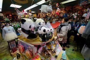 I Tokyo? Klar du behöver en pandabjörn!