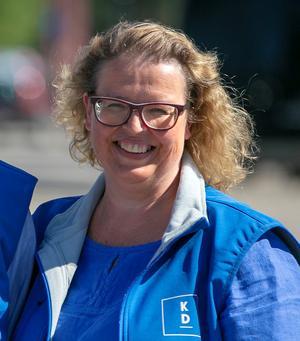 Lena Johansson (KD) fälldes för 22 fall av bidragsbrott.