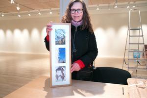 Kati Eräpuu lämnade in tre fotografier till årets vårsalong.