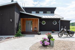 Huset i Skinnskatteberg lockar även stockholmare.  Foto: Mario Grgic