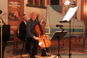 Cembalo och cello
