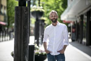 Vad vill du läsa om från Borlänge, undrar Erik Nyholm, chefredaktör på Borlänge Tidning.