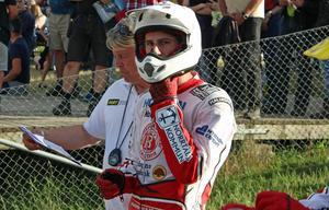 Max Fricke är australisk mästare. (Arkivbild)
