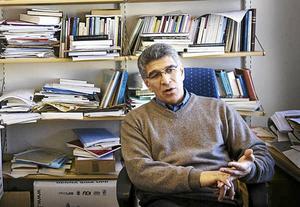 Masoud Kamali är professor i socialt arbete vid Mittuniversitetet Campus Östersund.