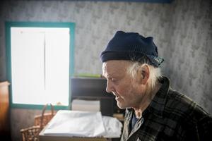 – Egentligen började jag att renovera huset redan 1991, säger Tycko.
