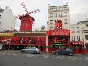 Moulin Rouge.Fotograf: Agneta Rickardsson