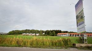 Etapp 4 av Glasberga sjöstad  som ska innehålla cirka 1 500 - 2 000 bostäder samt förskolor och ny grundskola.