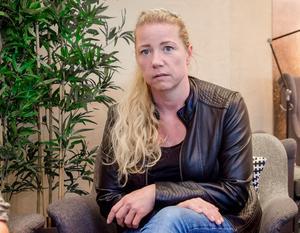 Ulrika Lindvall har egna erfarenheter av sexuella trakasserier inom hemvärnet.