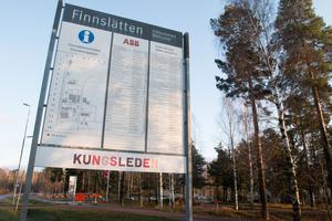 Uppemot 4 500 personer jobbar ute på Finnslätten.
