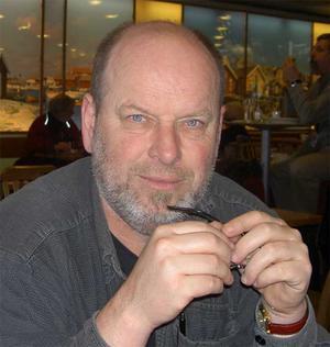 Magnus Rönn, arkitekt med öga för Erskine.