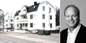 Efter en bytesaffär med Drakstaden förvaltning står det klart att Amasten växer i centrala Sundsvall. Nu är målet att bygga fler hyresrätter i Sundsvall.