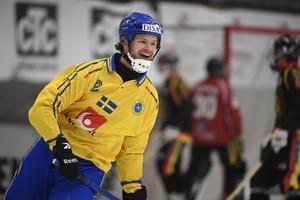 David Pizzoni Elfving – VM:s bästa back i fjol. FOTO: Janerik Henriksson/TT